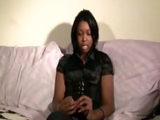 AMATEUR EBONY TEEN EXPOSED